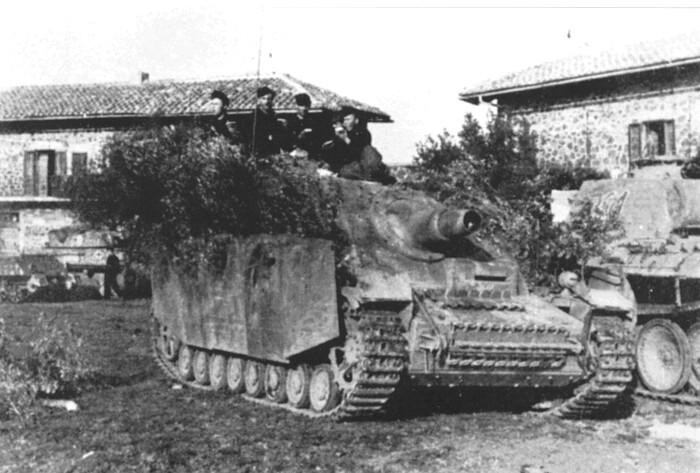 """Panzertruppen of Fallschirmjäger-Panzer-Division """"Hermann Göring"""" (2)"""
