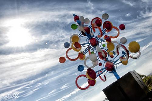 Giochi di vento, di colori e di cielo
