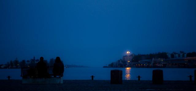 Helsinki Blue