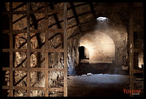 Cuevas del Museo del Greco