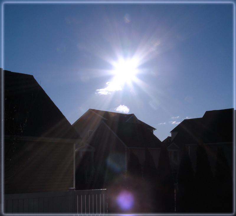 ~ morning sky...12.30.12