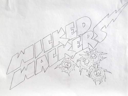 Old Sunmark Wonka Candy Concept Art Wicked Wackers by gregg_koenig