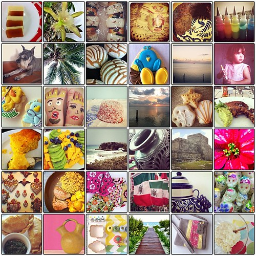 Thank you 2012! by CancunCOOKIES
