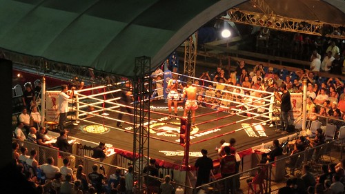 Koh Samui Muaythai Super fighting