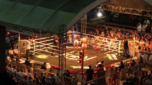 Koh Samui Muaythai Super fighting