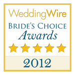 2012 Bride's Choice Winner