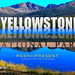 Front Cover of Yellowstone National Park: Past and Present by ThorsHammer94539