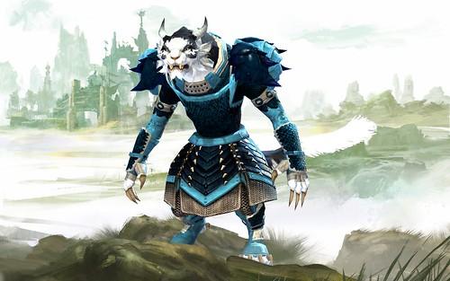 My Charr Guardian