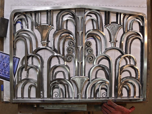 Fireplace Screens Art Deco Fireplace And Fireplaces On Pinterest
