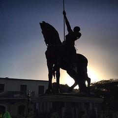 Monumento al negro primero #apure