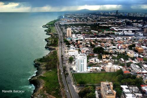 Cuidad de Santo Domingo by manelik balcacer