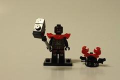 LEGO Ninjago The Golden Dragon (70503) - Stone Warrior