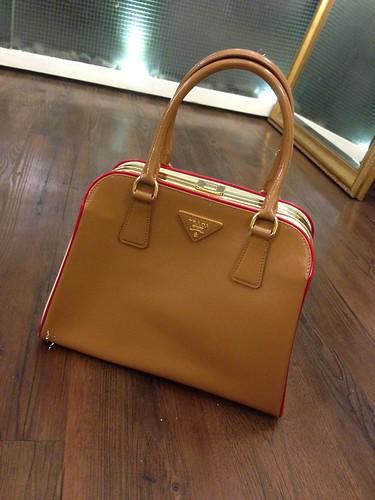 Prada handbag by Reebonz.com