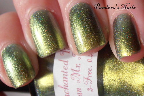 Enchanted Polish Mean Mr Mustard 2