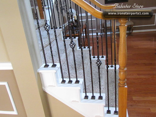 Iron Stair Spindles And Shoes Uk