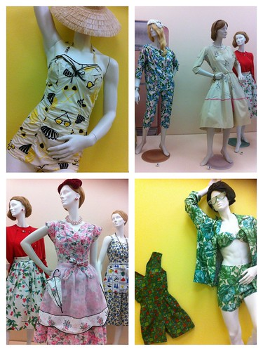 Fifties & Sixties exhibition