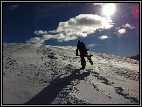 The hill walk