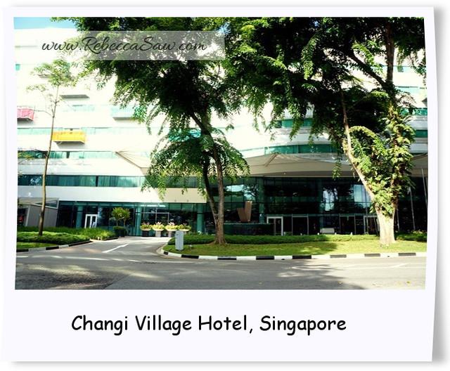 Changi Village Hotel, SG