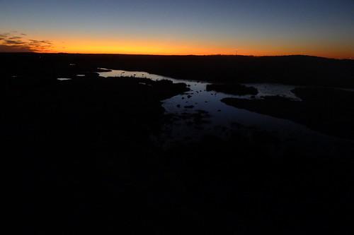 sunset georgia lithonia arabiamountain