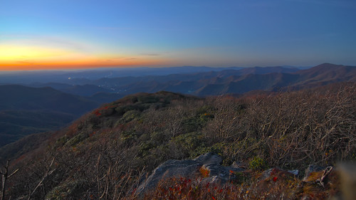 blue ridge mountains north carolina by DigiDreamGrafix.com