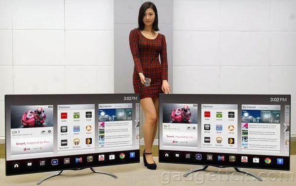 телевизоры LG G3