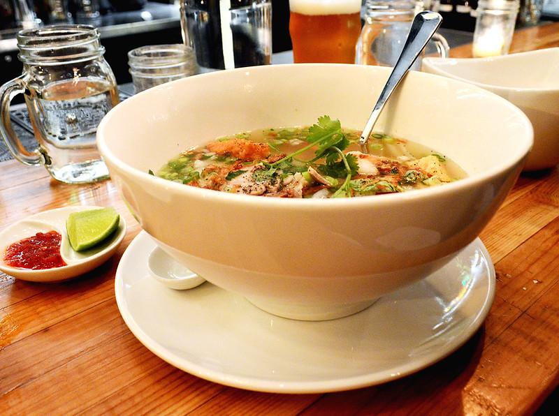 A Big Bowl of Banh Canh
