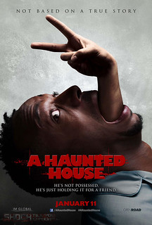 A Haunted House (2013) Movie Poster