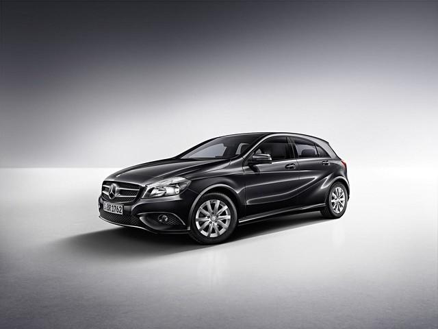 Mercedes-Benz Clase A BlueEFFICIENCY Edition