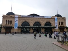 A must visit to Estacion Mapocho for all rail lovers - Things to do in Santiago