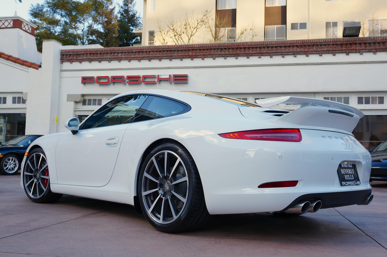 Porsche 911 2013 White
