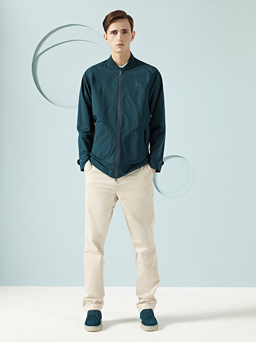 Alex Dunstan0221_FRED PERRY LAUREL WREATH SS13(Fashion Press)