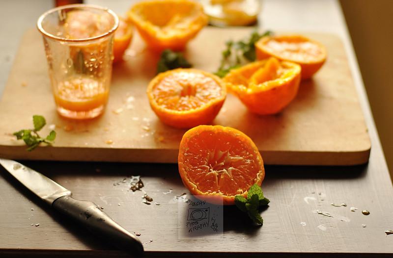 Day 11.365 - Making of Orange Juice