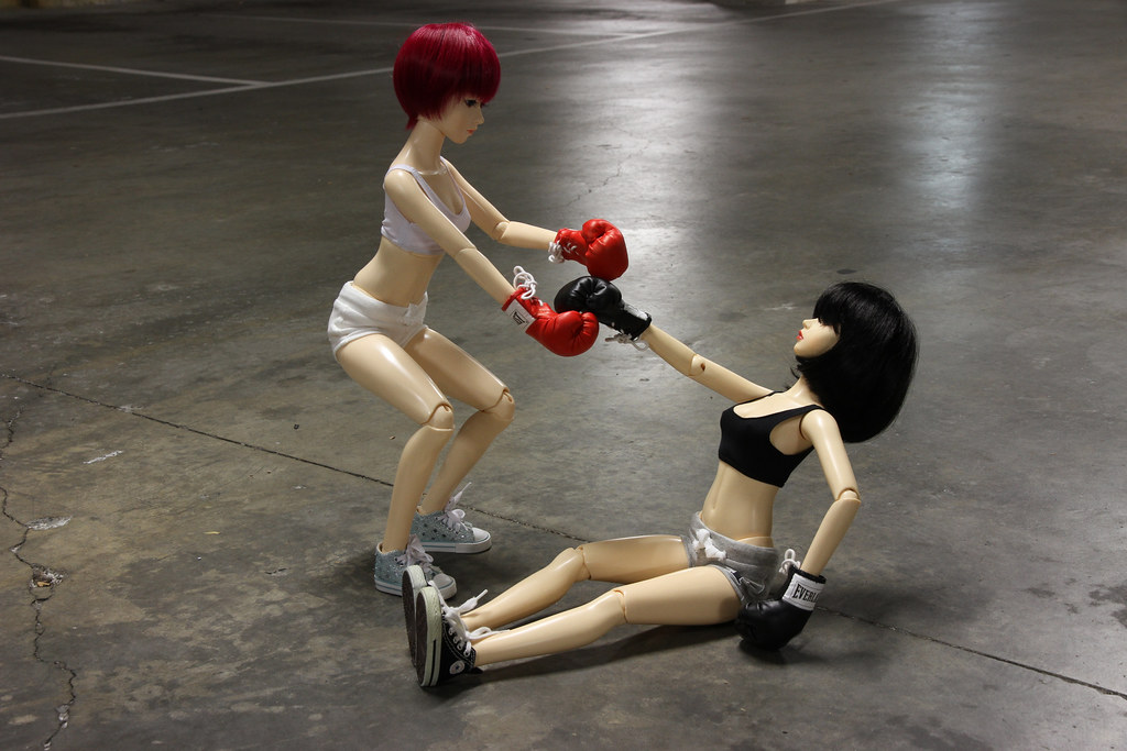 Girl's Fight Club 25