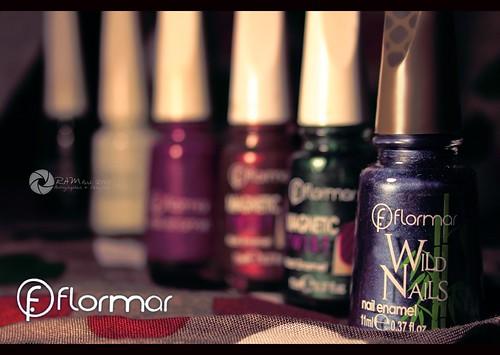 flormar wild nails by Aries Parcum