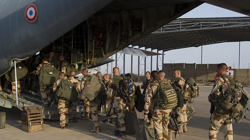 French military forces carry out bombing operations in northern Mali under the guise of fighting terrorism. France has intervened also in Somalia. by Pan-African News Wire File Photos
