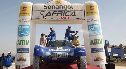 Africa Eco Race  2013