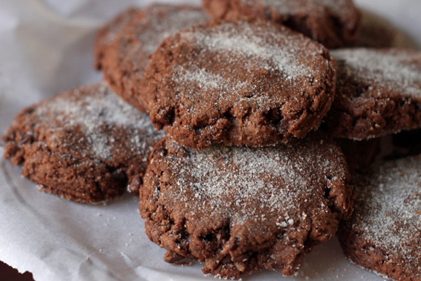 Mexican Hot Chocolate Cookies - Amateur Gourmet