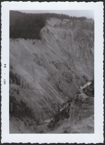 Yellowstone1956_GrandCanyonOfYellowstone1