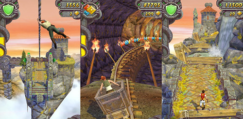 Temple Run 2 Announced, will launch tonight for iOS