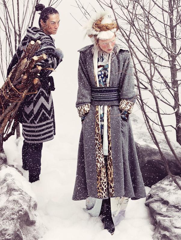 iiiinspired _ tfs _ Vogue ger dec2012 _ So Fern, So Nah Photographer- Alexi Lubomirski Models- Toni Garrn & male Model _ 7