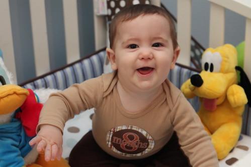 Noah 8 months