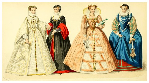 006- The history of fashion in France…1882-Augustin Challamel