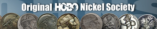 Original Hobo Nickel Society logo