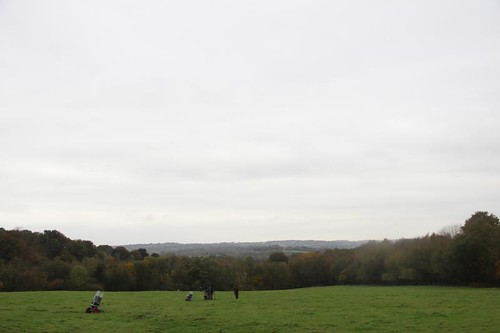 Barbour Clay Pigeon shoot Nov 2012