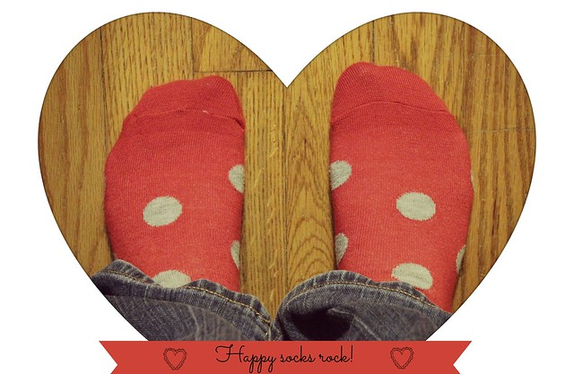 Happy socks rock!