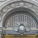 Waterloo station: London