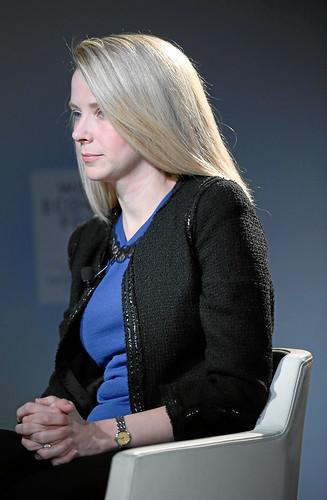 An insight, an idea: Marissa Mayer