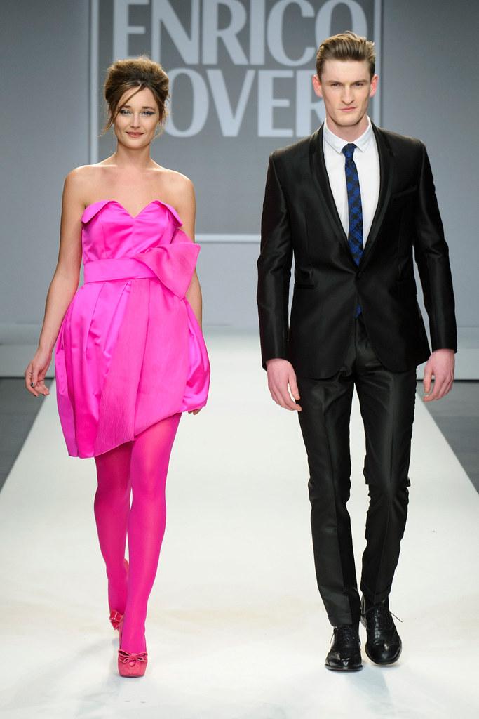 FW13 Milan Enrico Coveri036_Thomas Sottong(fashionising.com)