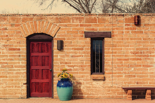 Territorial Architecture in Tubac