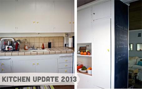 Kitchen update 2013